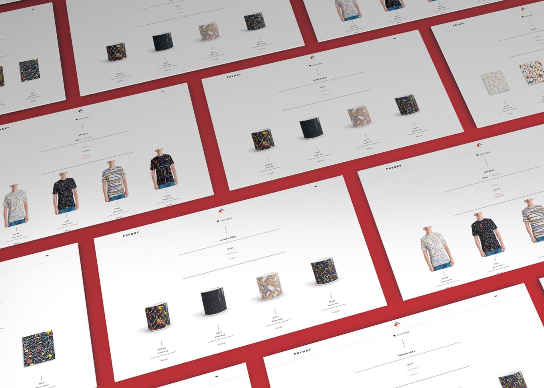 Prymry | Website Design