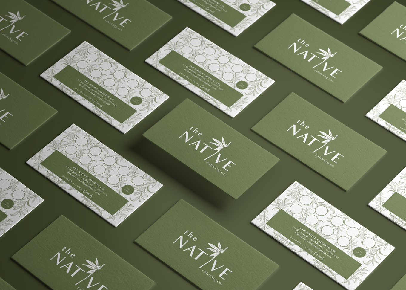 The Native | Loyalty Card Design