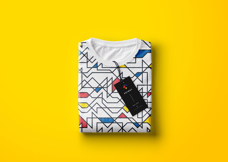 Prymry | Swing Tag Design